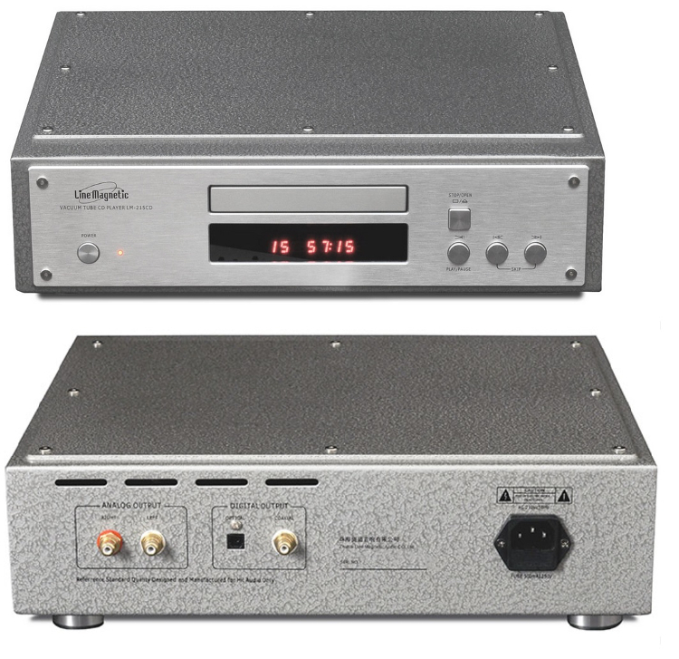 LineMagnetic LM-215CD CD Player