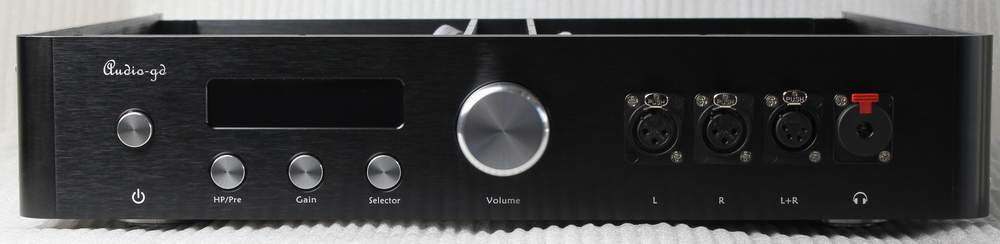 Audio-Gd Master-9