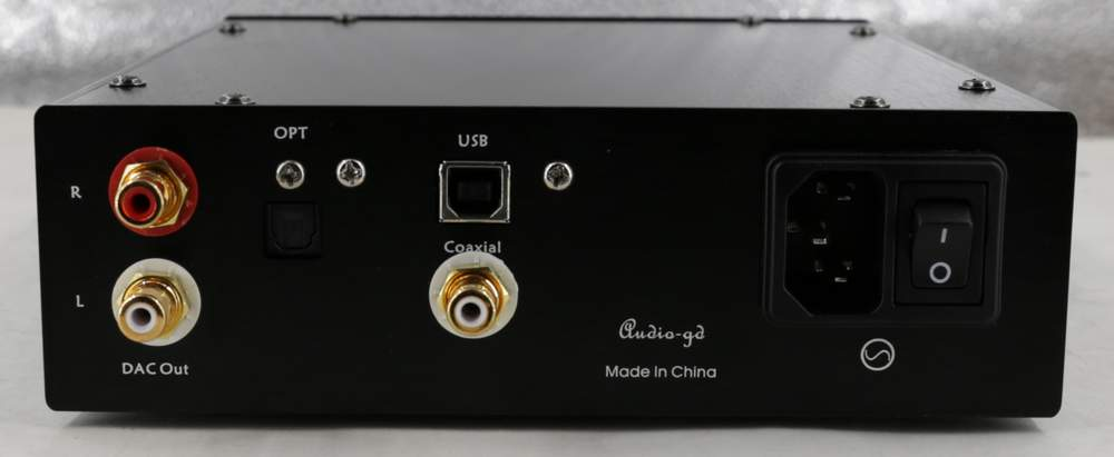 Audio-Gd NFB-11.32 DAC