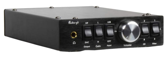 Audio-Gd NFB-12.1 DAC