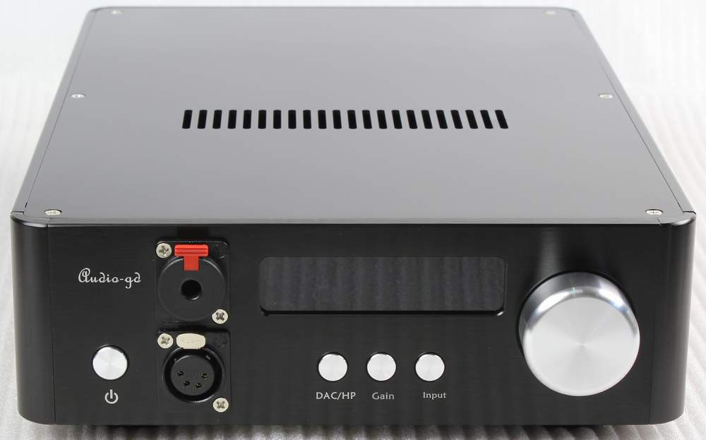 Audio-Gd NFB-28 DAC