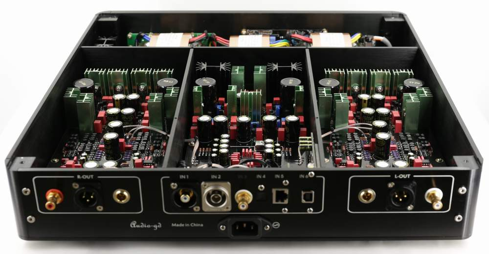 Audio-Gd NFB-7.77