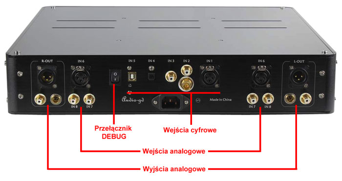Audio-Gd Reference 10.32