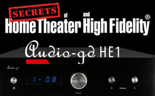 AUDIO-gd HE-1 STEREO PREAMPLIFIER REVIEW SECRETS