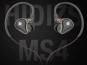 Hidizs MS4 Black