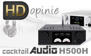 Cocktail Audio H500H HD Opinie