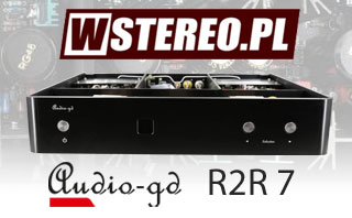 Audio-gd R2R-7 test wstereo