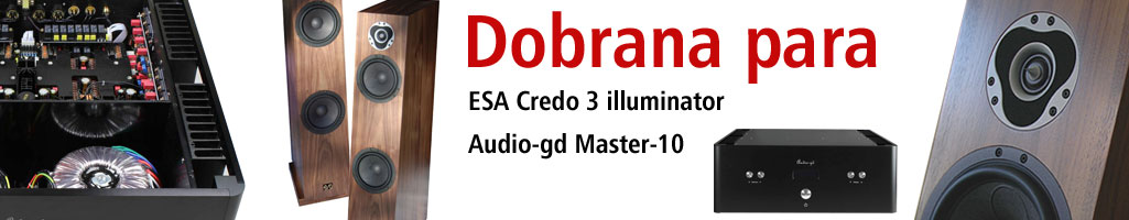 Audio-gd Master-10 Esa Credo 3